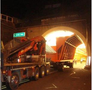 Junction Road Transport - Wide Loads