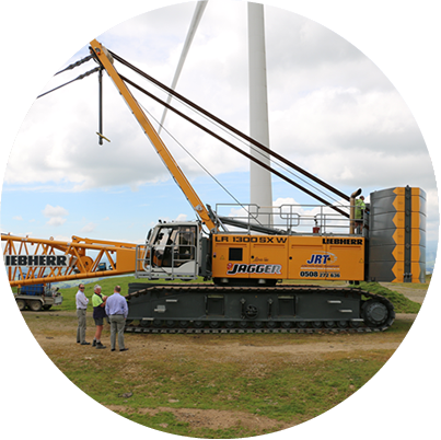 JRT - Wind Farm Maintenance
