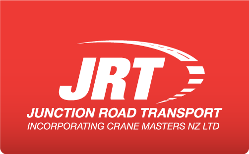 Junction Road Transport - Manawatu Cranes Logo
