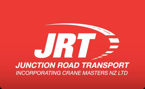 Junction Road Transport - Manawatu Cranes Logo